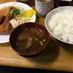 三楽食堂 -