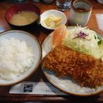 とんかつ うちの - 上ロース¥1380→¥980