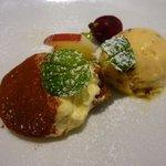 オステリア ディ レンドラ - Bランチのデザート