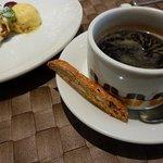 オステリア ディ レンドラ - Bランチのコーヒー