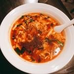 紅太陽 藤沢本町店 - スーラー麺