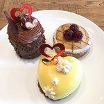 リムヴェール パティスリー カフェ - 料理写真:今回買ったケーキ達