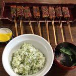 松野屋 - 料理写真:でんがく定食