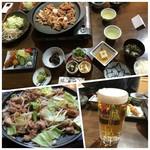 レストホテルほづみ - 料理写真: