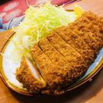 あぶた - 料理写真:ロースカツ定食