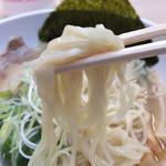 らーめん麺蔵 - 塩ラーメン