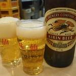 82718799 - ビール大瓶580円。