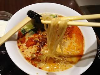 たけくま - 麺は細め