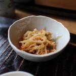 蕎麦や 口福 - 小鉢☆