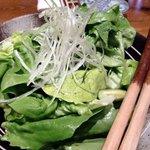 炭火焼と旬のおさかな 菜の花 -