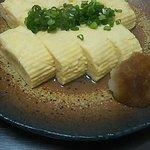 なごみ - 出汁巻玉子。600円。