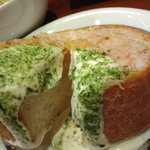 焼きやき亭 - オススメ!えびパン