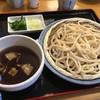 田舍屋 - 料理写真:肉汁ざるうどん