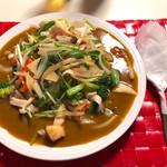 イグレック - 野菜カレー