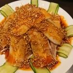 中華料理 瑞閣 - 料理写真:雲白肉