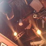 鯖の塩焼き専門店 鯖なのに。 - アートな天井