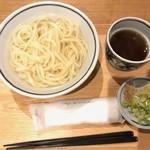 うどんト酒場おがひろ - 【釜あげ…500円】♫2018/3