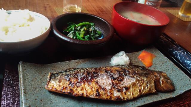 鯖の塩焼き専門店 鯖なのに。の料理の写真