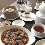 スーツァンレストラン 陳 - 麻婆豆腐セット