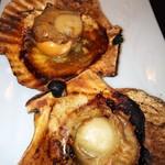 魚神 魚魚炉 - ホタテ醤油バター380×2
