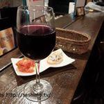 Italian Bar Pazzo - グラスワイン赤