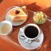 Yamagoya - 料理写真:モーニングセット 400円