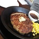 いきなりステーキ - ランチハンバーグ 300㌘