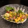 和食酒どこ おがた - 料理写真:すっぽんの内臓系の刺身