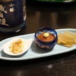和食酒どこ おがた - すっぽんの煮凝り