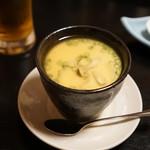 和食酒どこ おがた - すっぽんの茶碗蒸し