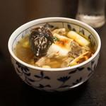 和食酒どこ おがた - すっぽんの頭部は、さすがにグロい(汗)