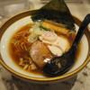 ソラノイロ ナゴヤ - 料理写真:金の中華そば 830円