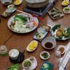民宿千鳥 - 料理写真:河豚コース始まり