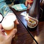ゆ~シティー蒲田 - キリンラガービールで乾杯!