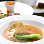 中国料理 大観苑 - ふかひれコース
