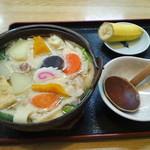 藤久 - 料理写真:田舎ほうとう(1026円)_2018-03-19
