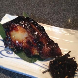 西京焼きと角煮(人気メニュー)