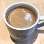 ロッテリア - コーヒーキリマンジャロ