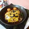 ジャンボ - 料理写真:煮込みハンバーグ