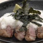 まるたつ - 料理写真:山掛けロース
