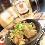 たこ焼きバル GINPEI - どて煮