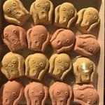 大塚国際美術館 ミュージアムショップ - 料理写真:ムンク阿波和三盆糖