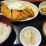 はらぺこダイニング - チキン南蛮定食