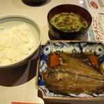 まぐろ屋 - 煮魚ランチ(850円)
