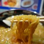 味一番つばさ - 麺リフト