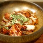 定食堂 金剛石 - 仔羊の生姜焼き