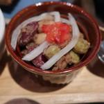 アオイオト - 煮豆