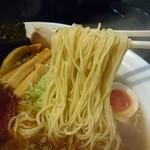 かしや - 中華そば 麺リフト