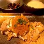 酒菜家 ごぶごぶ - 揚げ鶏おろしポン酢