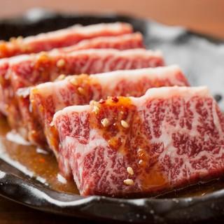 肉のこだわりを思う存分味わってください!